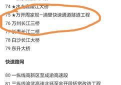 2018年重庆重点投资项目发布