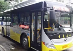qy977千赢国际娱乐三条公交线路,马上要投放75辆新车!看看是你常坐的吗?