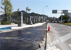 天仙湖拦砂坝、棉花地这两个地方,再也不用担心堵车啦!