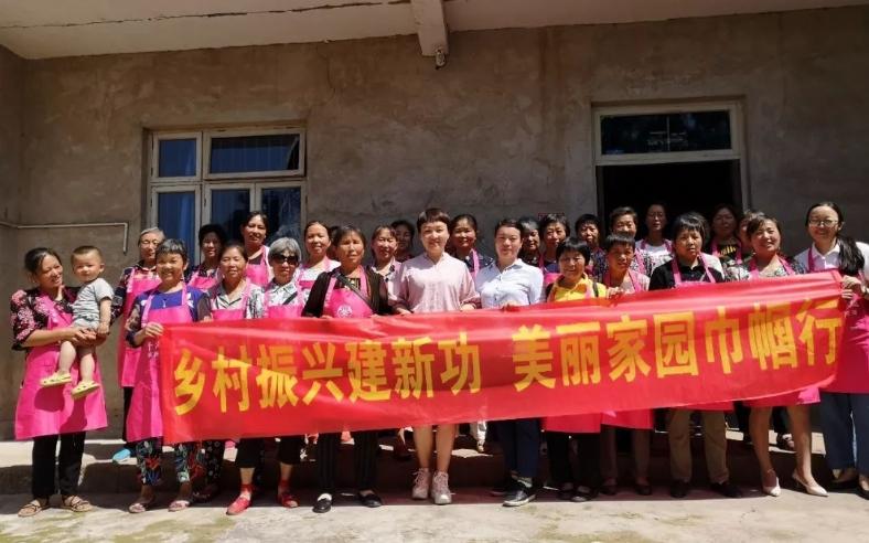 """万州区陈家坝街道茂和村出了一群""""平湖巧姐""""——农村妇女家居收纳整理活动"""