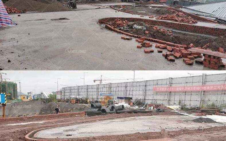 工程案例 《重庆万州高铁新城》项目
